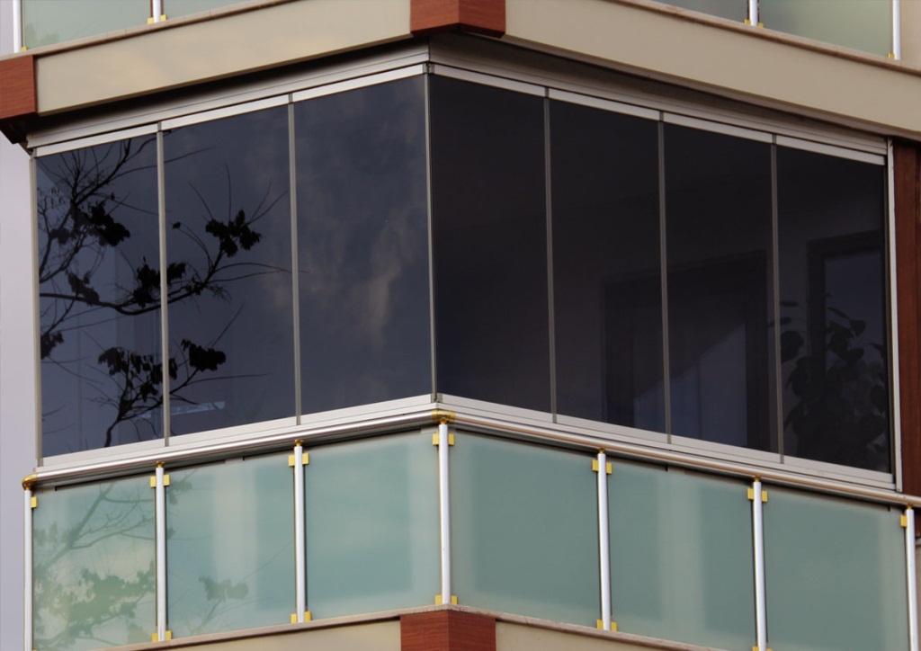 Cam Balkon Asli Sineklik Asli Aluminyum Uygun Fiyatli Sineklikler